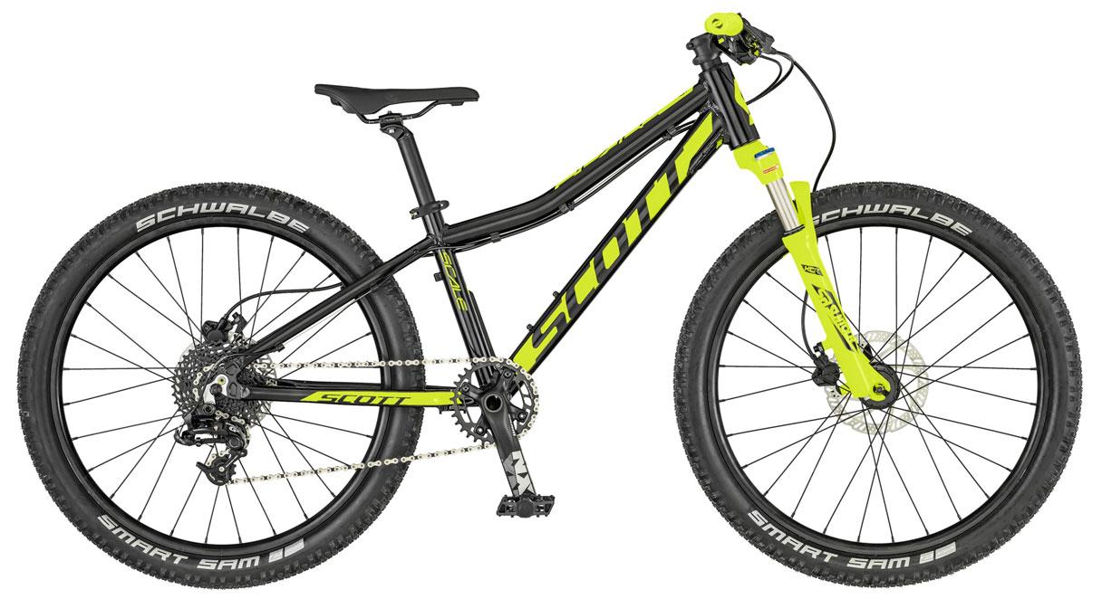 Велосипед Scott Scale RC 24 2019