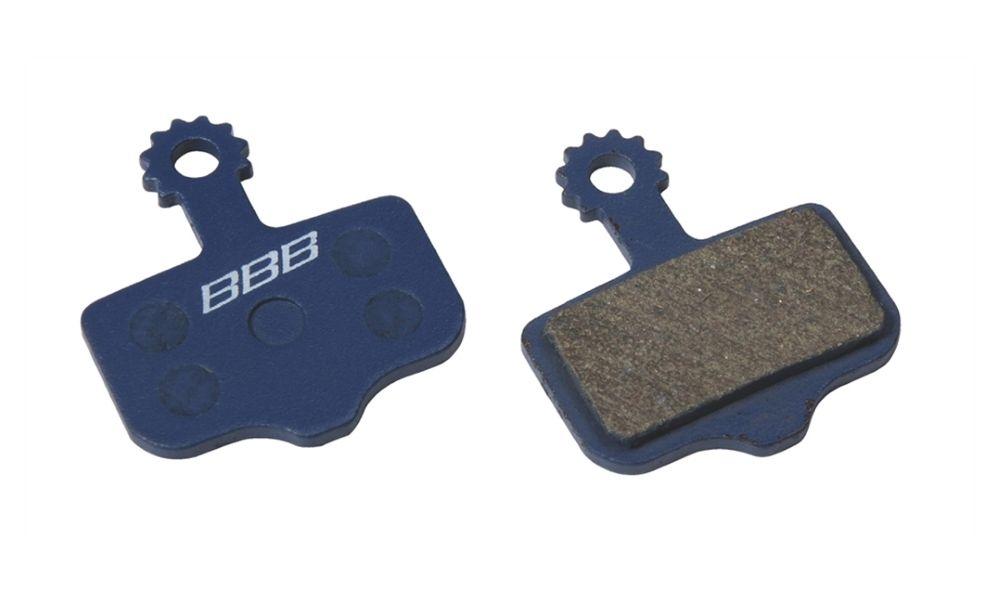 Запчасть BBB Тормозные колодки BBS-441 DiscStop
