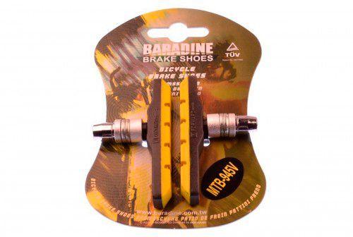 Запчасть Baradine 945V, MTB,72 мм,  тормоза и колодки  - артикул:268466