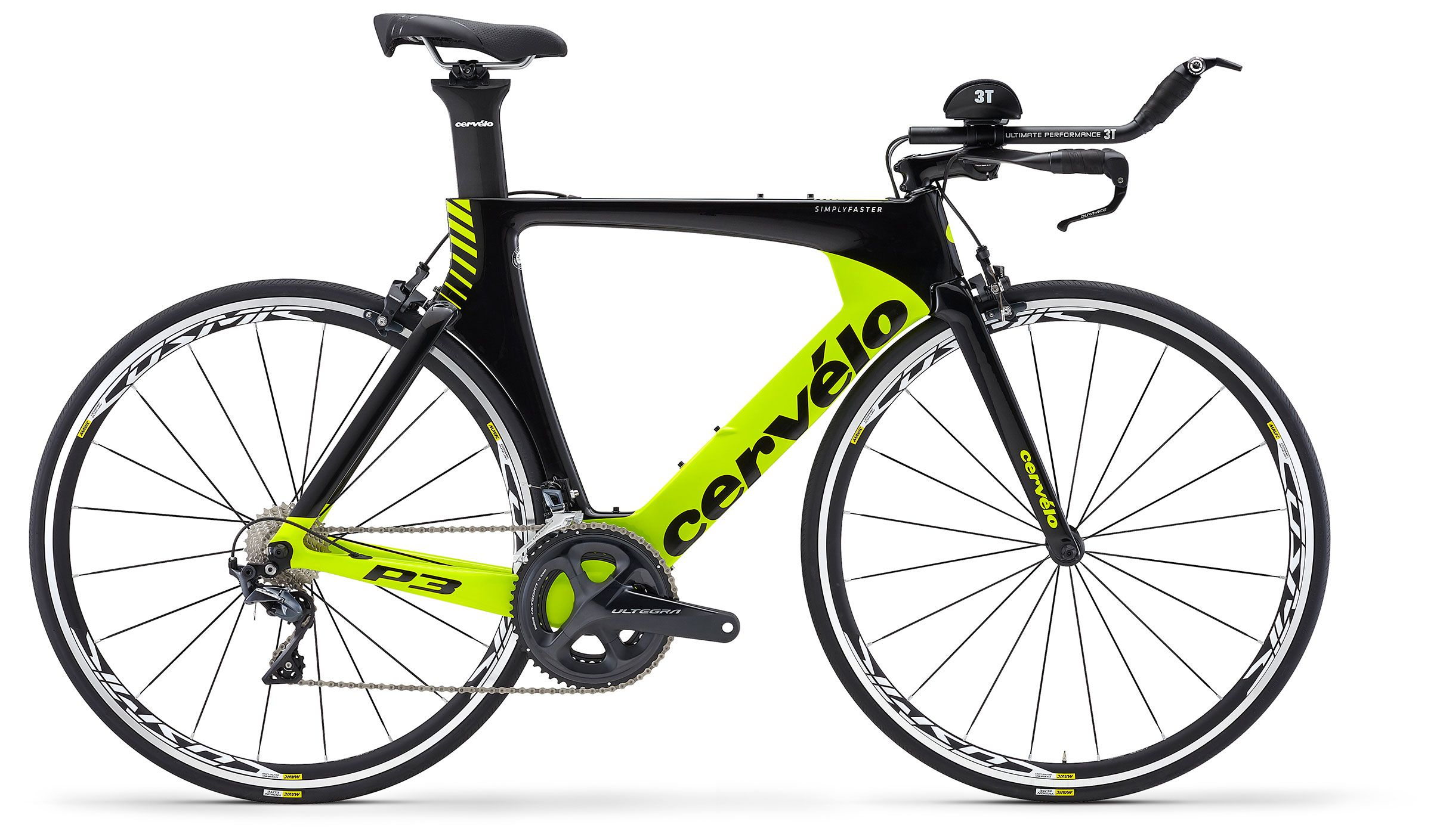 Велосипед Cervelo P3 Ultegra Di2 2018 велосипед cannondale supersix evo ultegra 3 2016