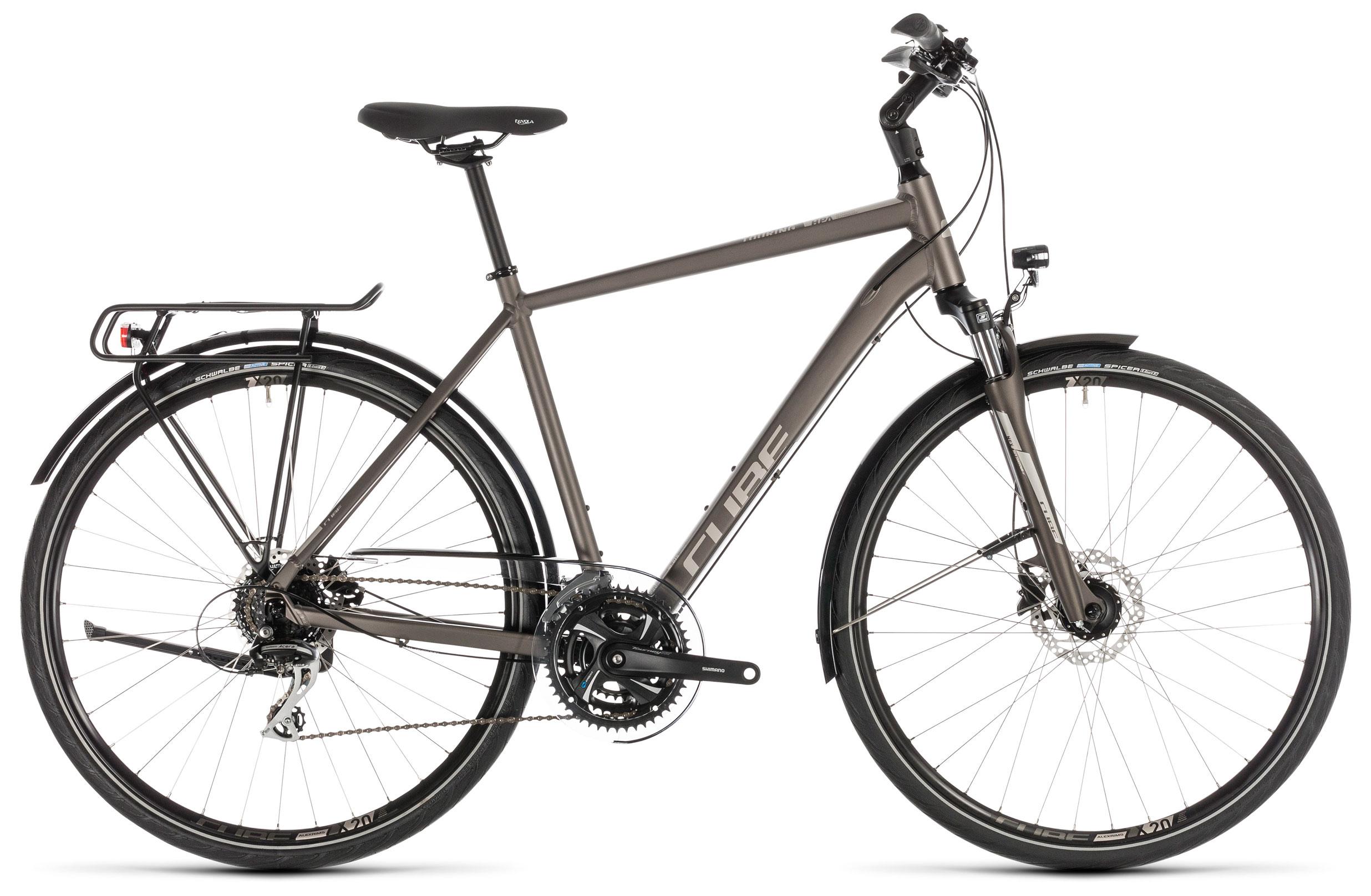 Велосипед Cube Touring Pro 2019 велосипед cube cross exc lady 2018