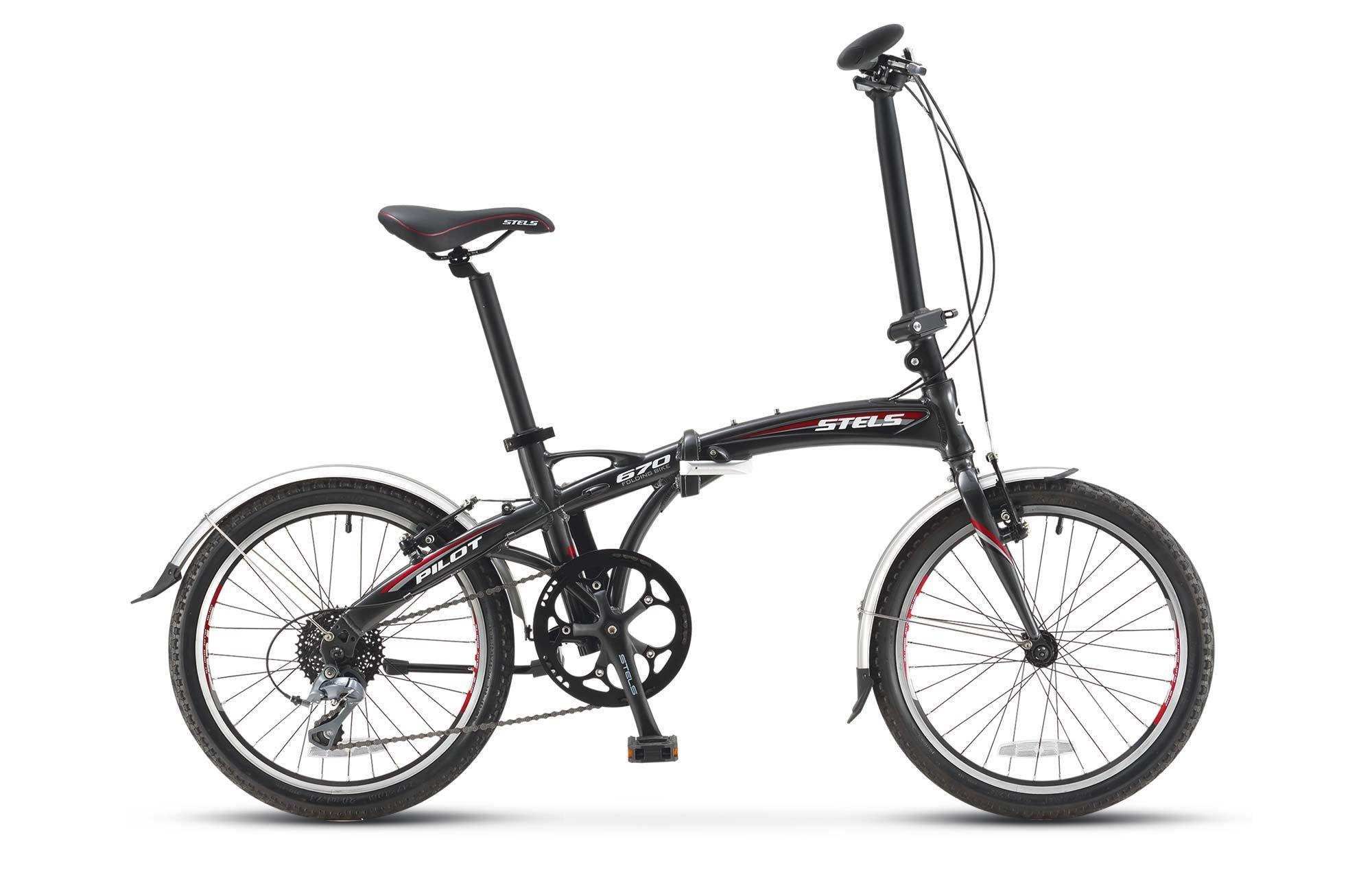 Велосипед Stels Pilot 670 2016,  Складные  - артикул:262205