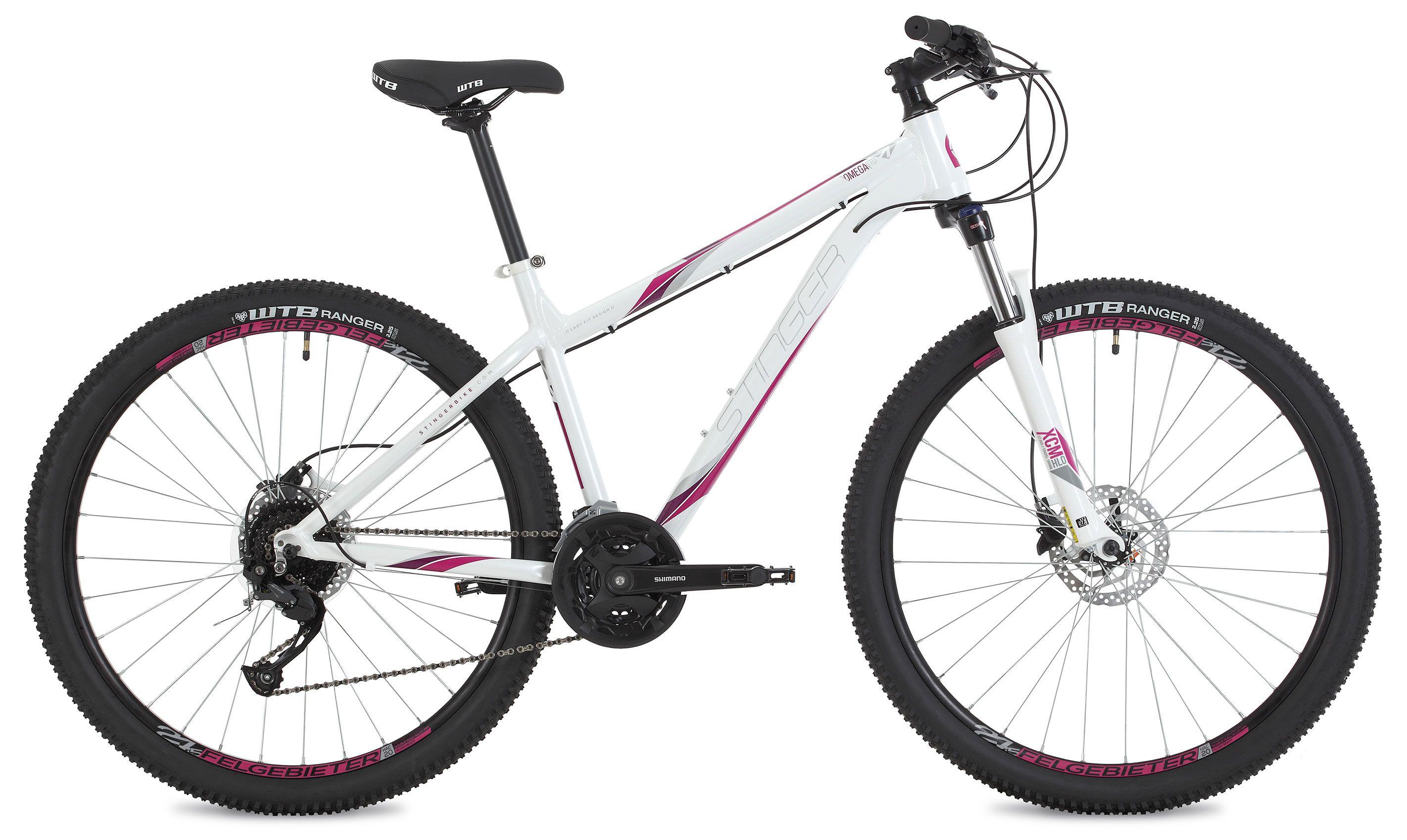 Велосипед Stinger Omega Std 27,5 2018 велосипед stinger omega 26 lady 2015