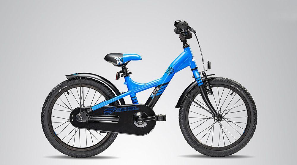 Велосипед ScoolДетские<br>Велосипед Scool XXlite 18 (2016) подойдет для катания детей с 4-х лет. Сиденье имеет регулируемую высоту, поэтому у него в запасе есть 10-15 см. Изготовлен велосипед качественно: прочная алюминиевая рама, надежные колеса, широкие рельефные шины, удобное седло. Вес модели всего 10 кг, поэтому его будет очень легко переносить или поднимать на этаж. Велосипед предназначен преимущественно для городских прогулок по ровным покрытиям, однако, его можно взять с собой за город и кататься по твердому грунту. Установленные сзади и спереди светоотражатели обеспечат хорошую видимость велосипеда даже в вечернее время. Безопасность превыше всего!<br><br>year: 2016<br>цвет: зелёный<br>пол: мальчик<br>тип рамы: хардтейл<br>вынос: Crash pad, Neopren<br>руль: Junior Uprise, ширина 450 мм<br>грипсы: Softgrip, buffle protection, 100 мм<br>передний тормоз: Power, регулируемый<br>задний тормоз: Ножной<br>тормозные ручки: Kids, регулируемые<br>система: Sofoh 32T, 114 мм<br>защита звёзд/цепи: Chain guard<br>каретка: VP-BC 73, Compact<br>педали: VP-220, шариковые подшипники<br>ободья: LA-05, алюминиевый сплав<br>передняя втулка: Scool, алюминиевый сплав<br>передняя покрышка: Scool, Cube, Reflex Logo, 18 x 1,75<br>задняя покрышка: Scool, Cube, Reflex Logo, 18 x 1,75<br>подседельный штырь: YP, алюминиевый сплав, 27,2 мм<br>кассета: 18T<br>крылья: Scool, Junior Desig<br>рама: Scool, Junior XX 18, Алюминиевый сплав 6061<br>вилка: Hi-Ten<br>материал рамы: алюминий<br>тип тормозов: ободной<br>диаметр колеса: 18<br>количество скоростей: 1