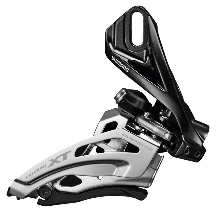 Запчасть Shimano Deore XT M8020-E (IFDM8020E6X) shimano deore xt m771 silver 9s 27s speed mtb bicycle rear derailleur part long cage