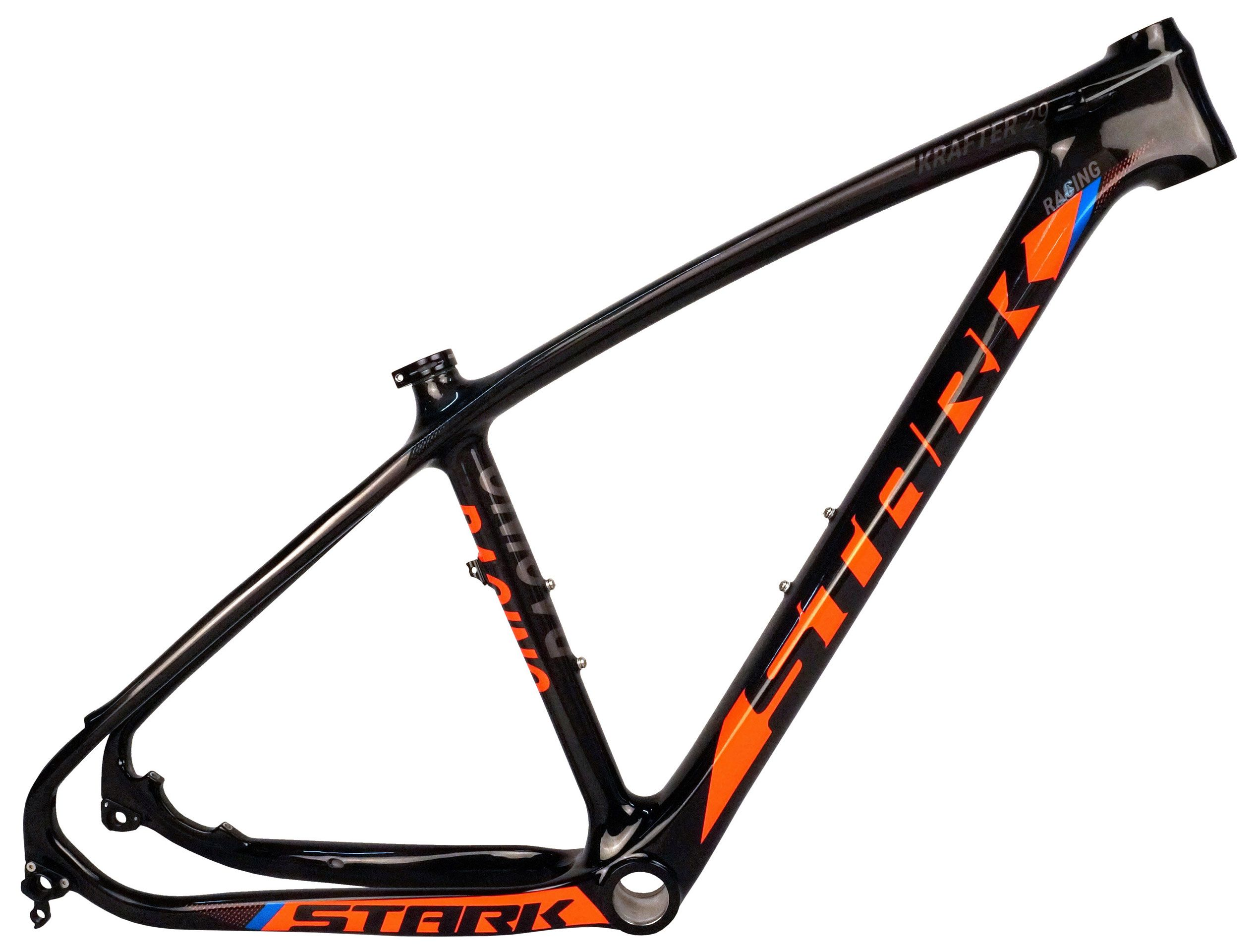 Запчасть Stark Krafter 29er Carbon Frame smileteam 29er 27 5er carbon mtb frame 650b t1000 full carbon mountain bike frame 142 12 thru axle or 135 9mm qr bicycle frame