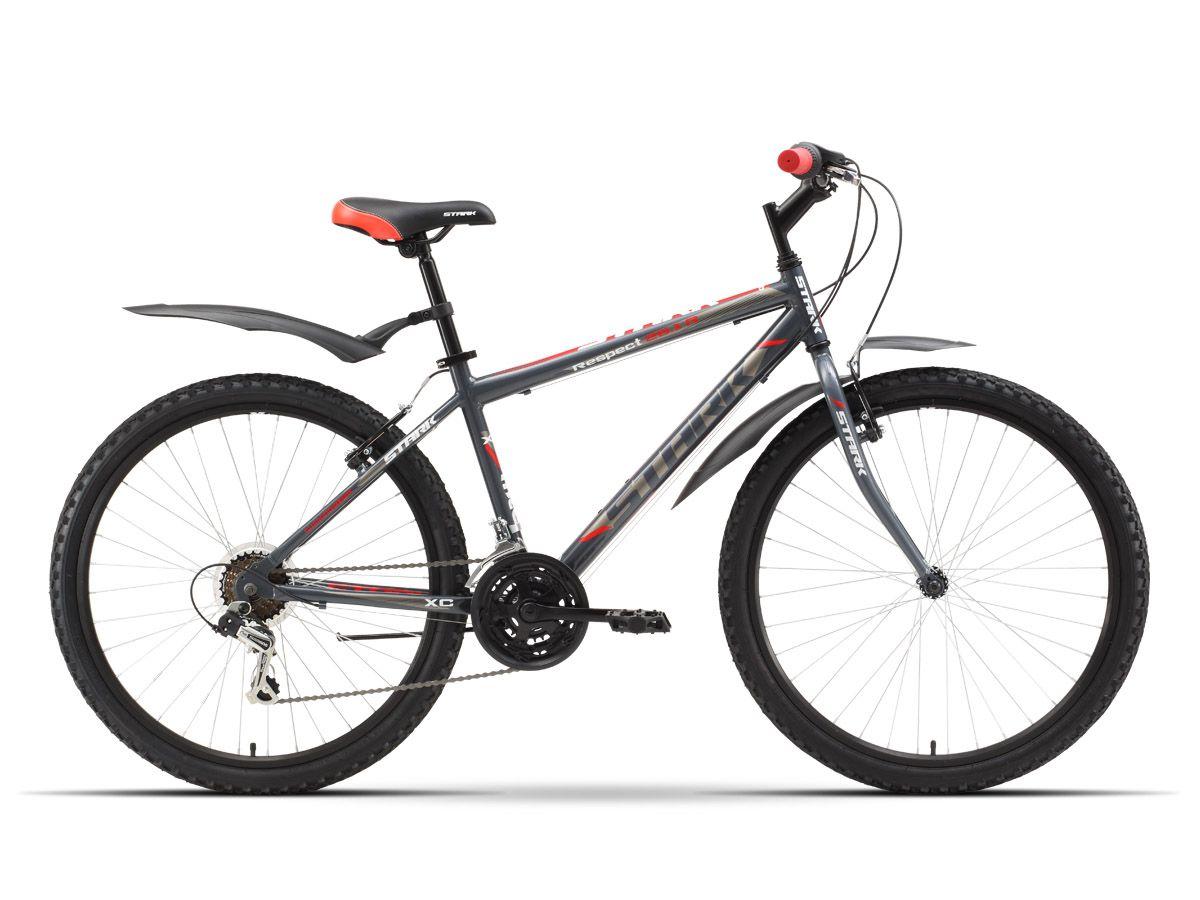 цена Велосипед Stark Respect 26.1 RV 2017 онлайн в 2017 году