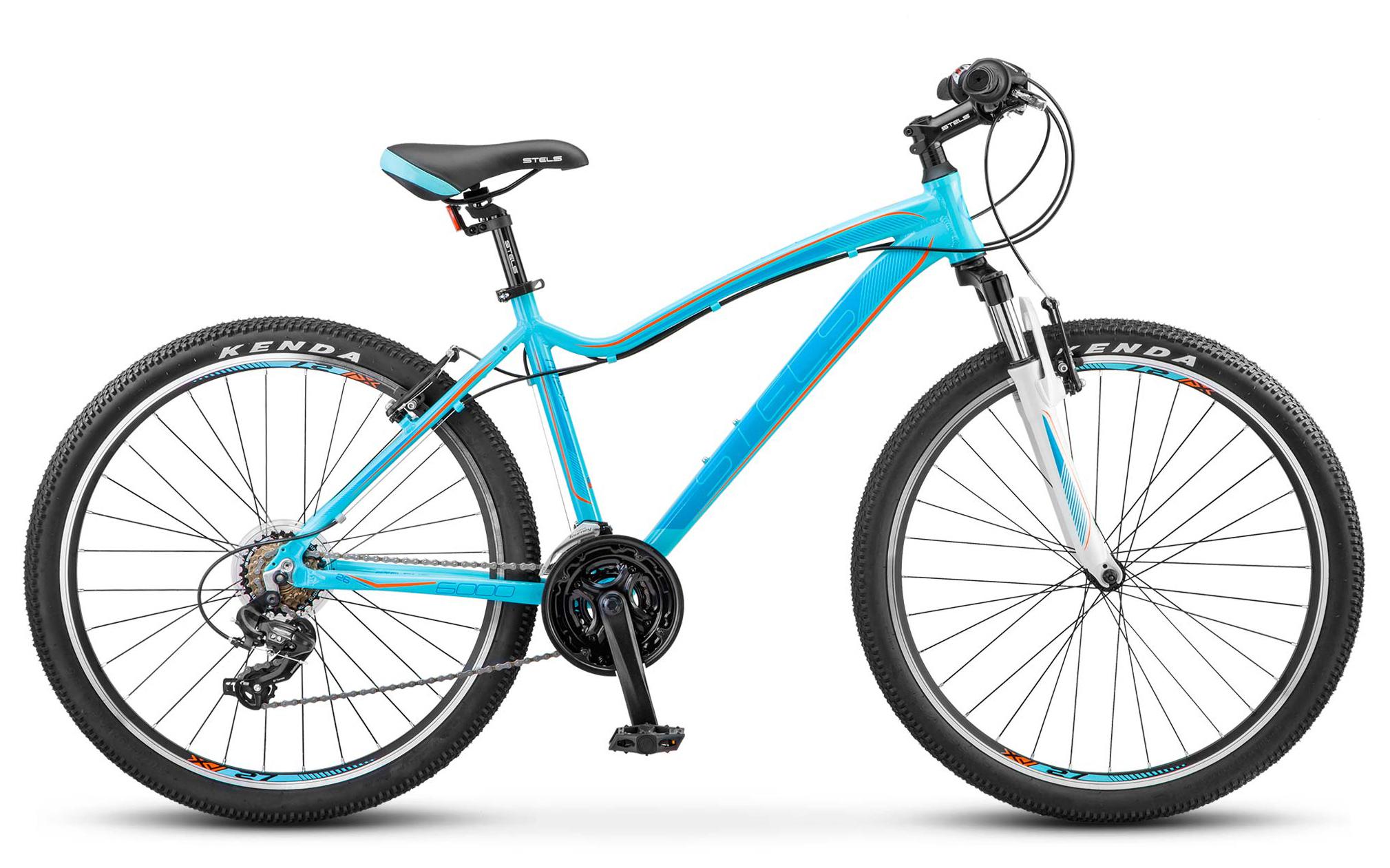 Велосипед Stels Miss 6000 V 26 (V030) 2019 велосипед stels miss 6000 v 26 v030 2018 рама 15 морская волна оранжевый