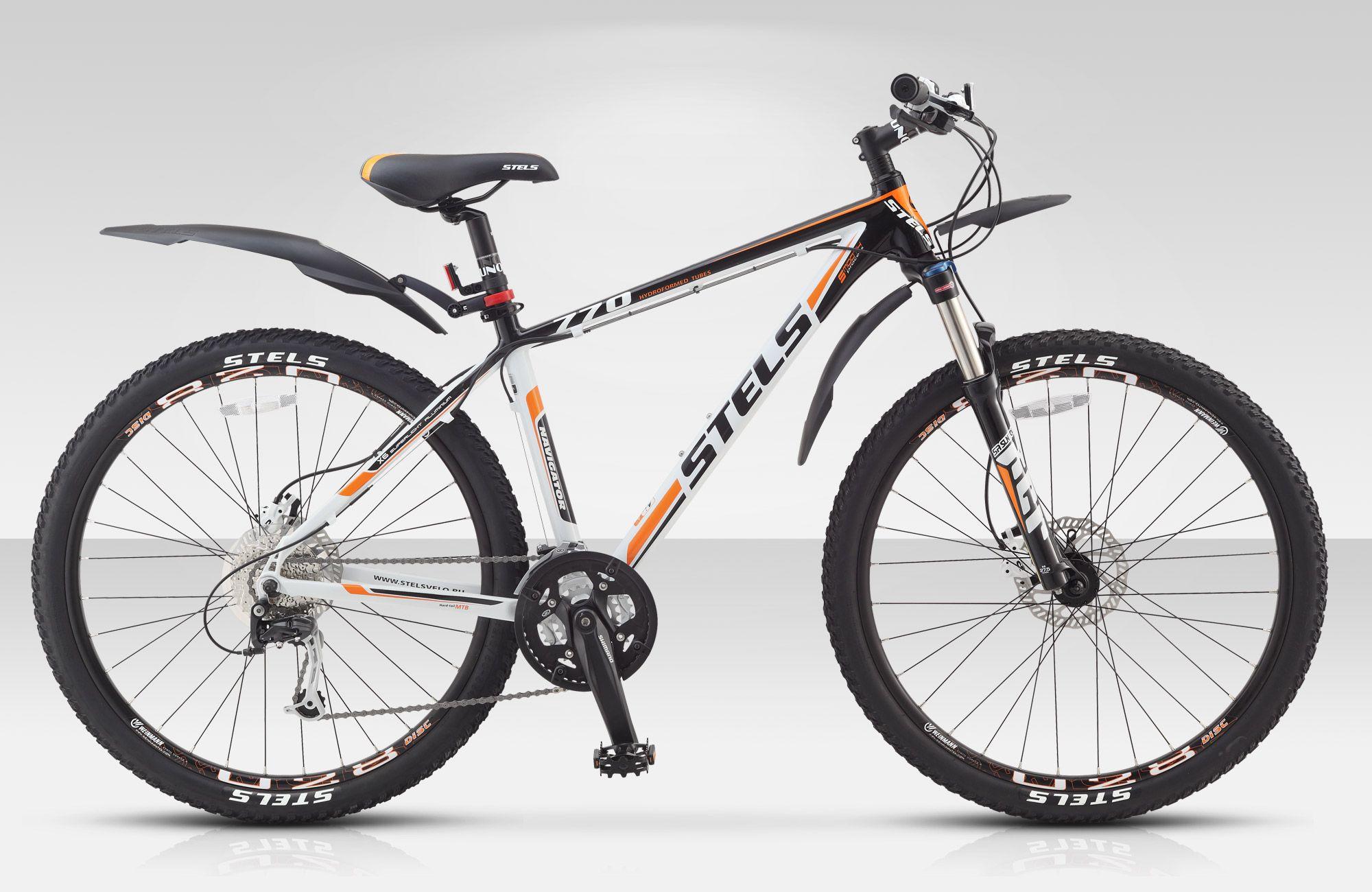 Велосипед Stels Navigator 770 Disc 2014,  Горные  - артикул:106701