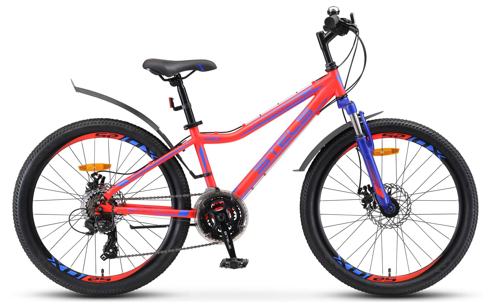 Велосипед Stels Navigator 410 MD 24 21-sp V010 2019 велосипед stels navigator 410 v 21 sp 2017