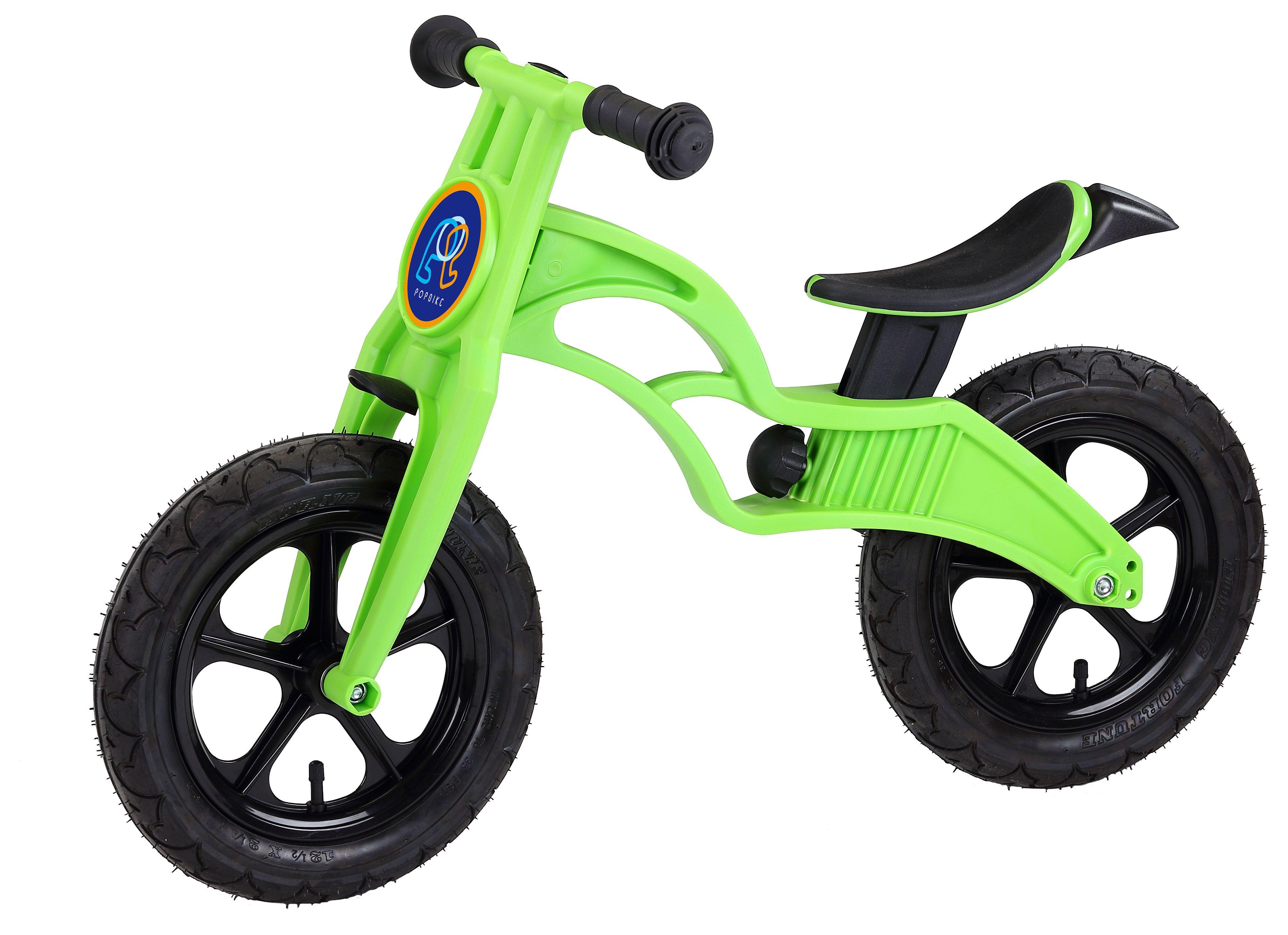 Велосипед Pop BikeДетские<br><br><br>year: 2016<br>цвет: оранжевый<br>пол: мальчик<br>тип тормозов: без тормозов<br>диаметр колеса: 12<br>тип рамы: хардтейл<br>материал рамы: пластик<br>количество скоростей: 1