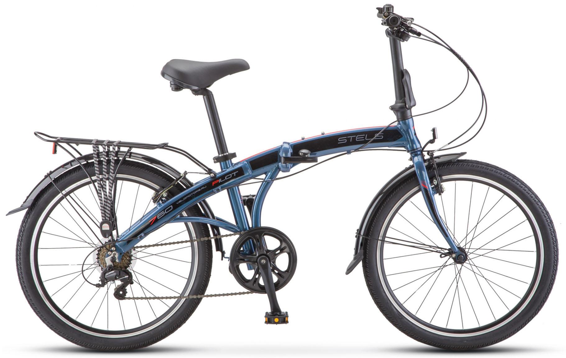 Велосипед Stels Pilot 760 24 V010 2019 велосипед stels pilot 750 2016