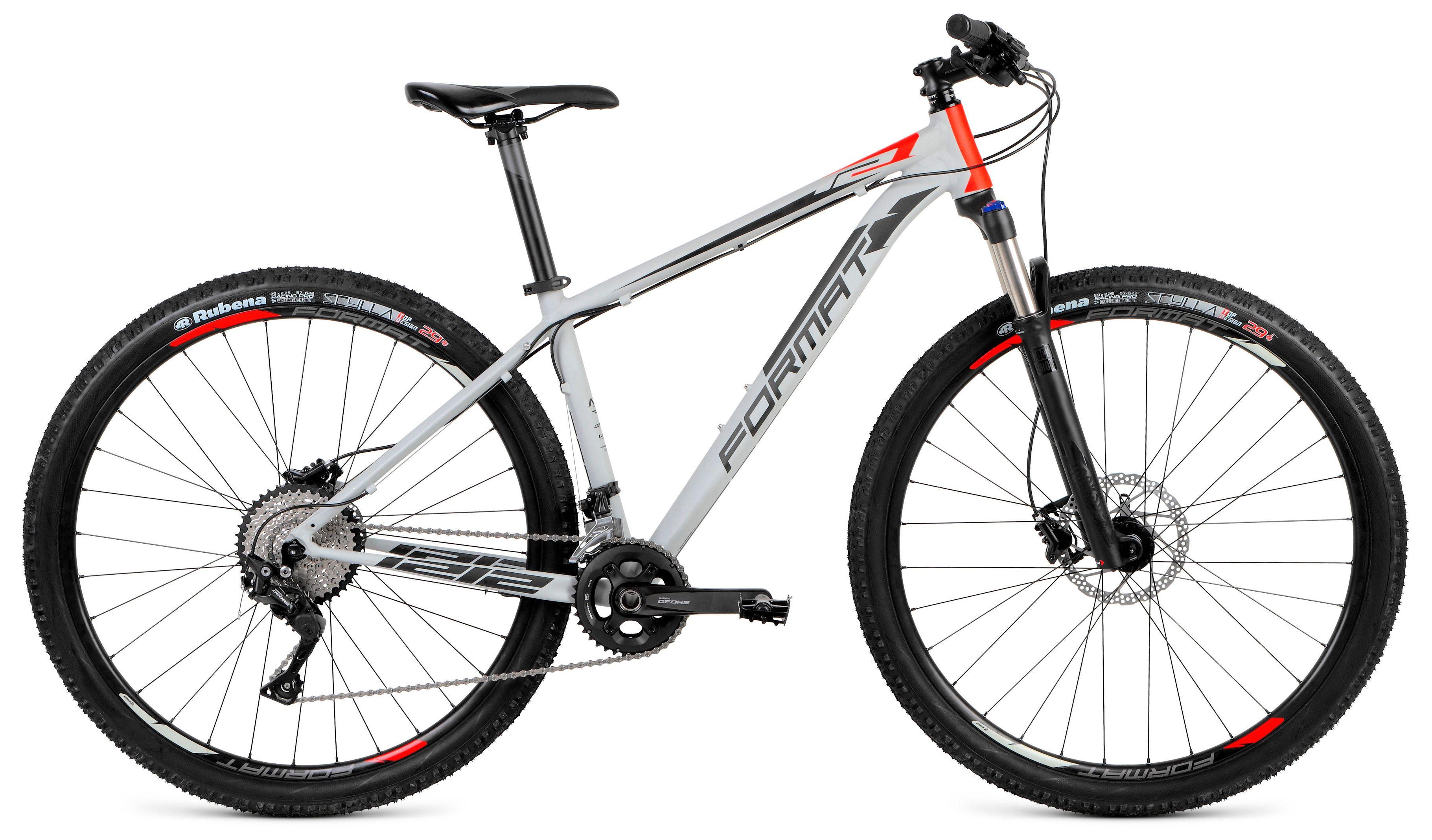Велосипед Format 1212 29 2018 велосипед format 1212 2014