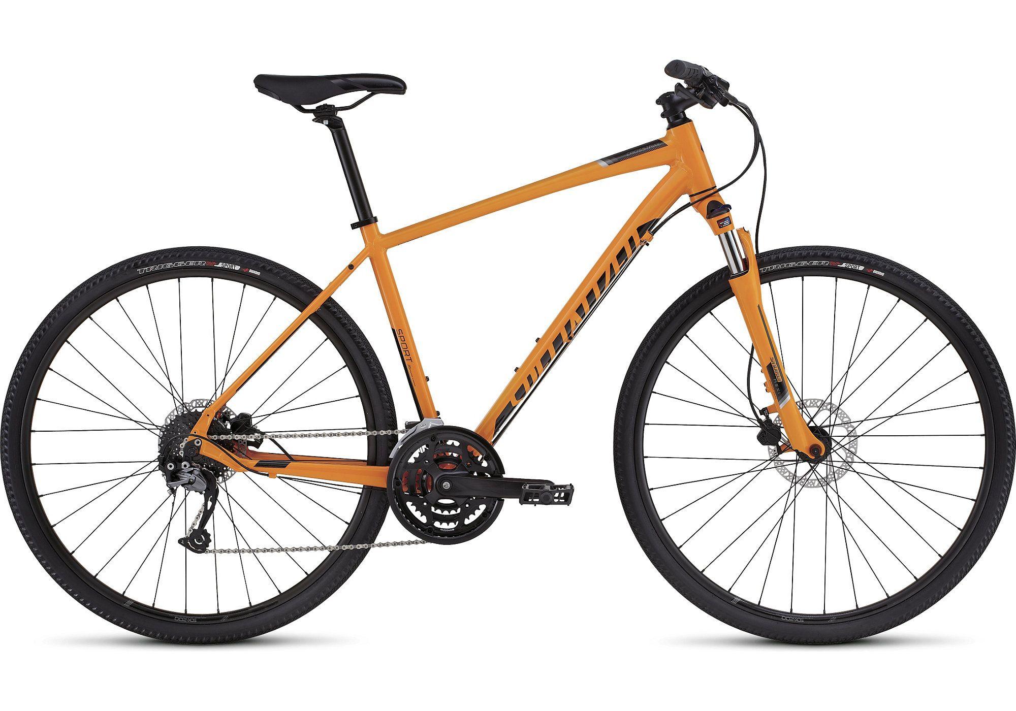 Велосипед Specialized Crosstrail Sport Disc 2016,  Городские  - артикул:266715