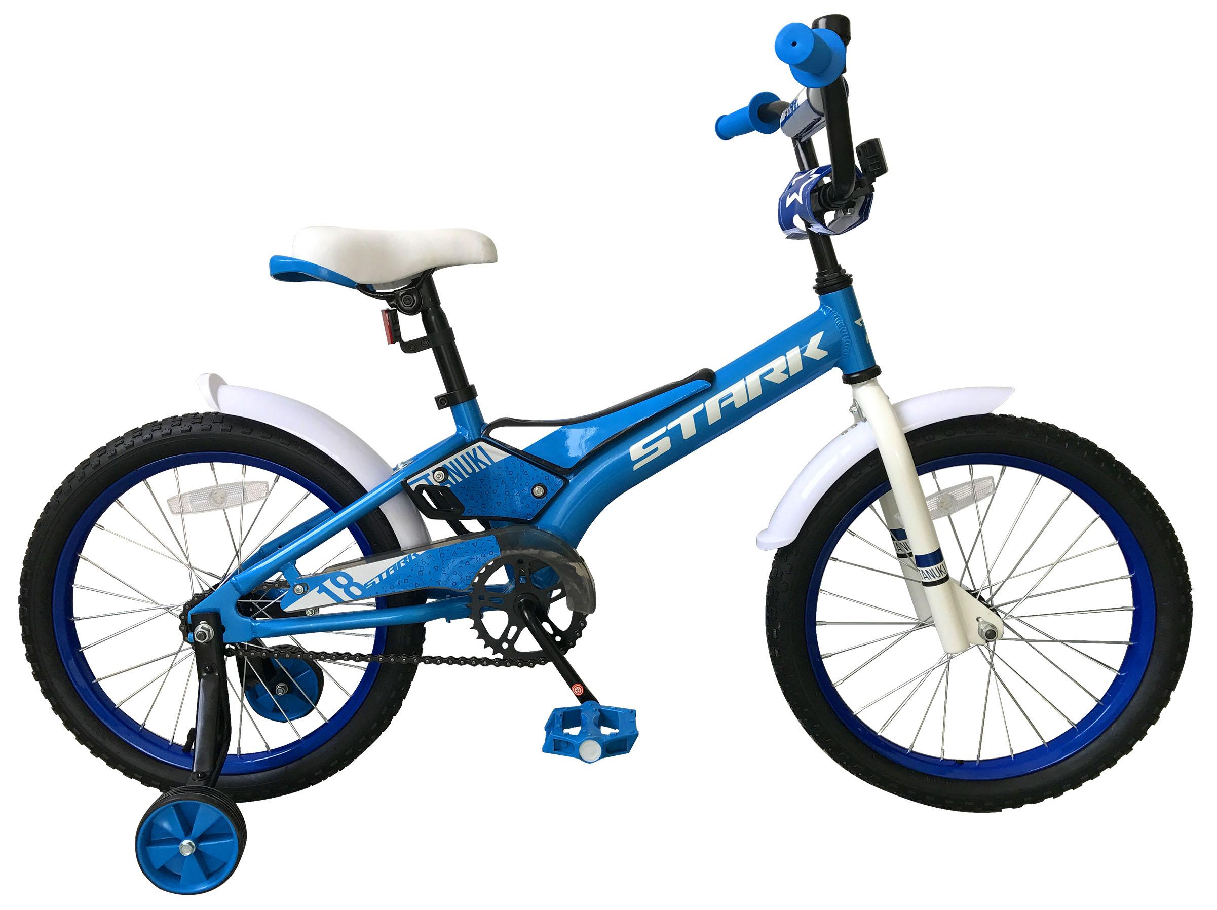 Велосипед Stark Tanuki 18 Boy 2019 велосипед stark outpost disc 2016 черно красный 18