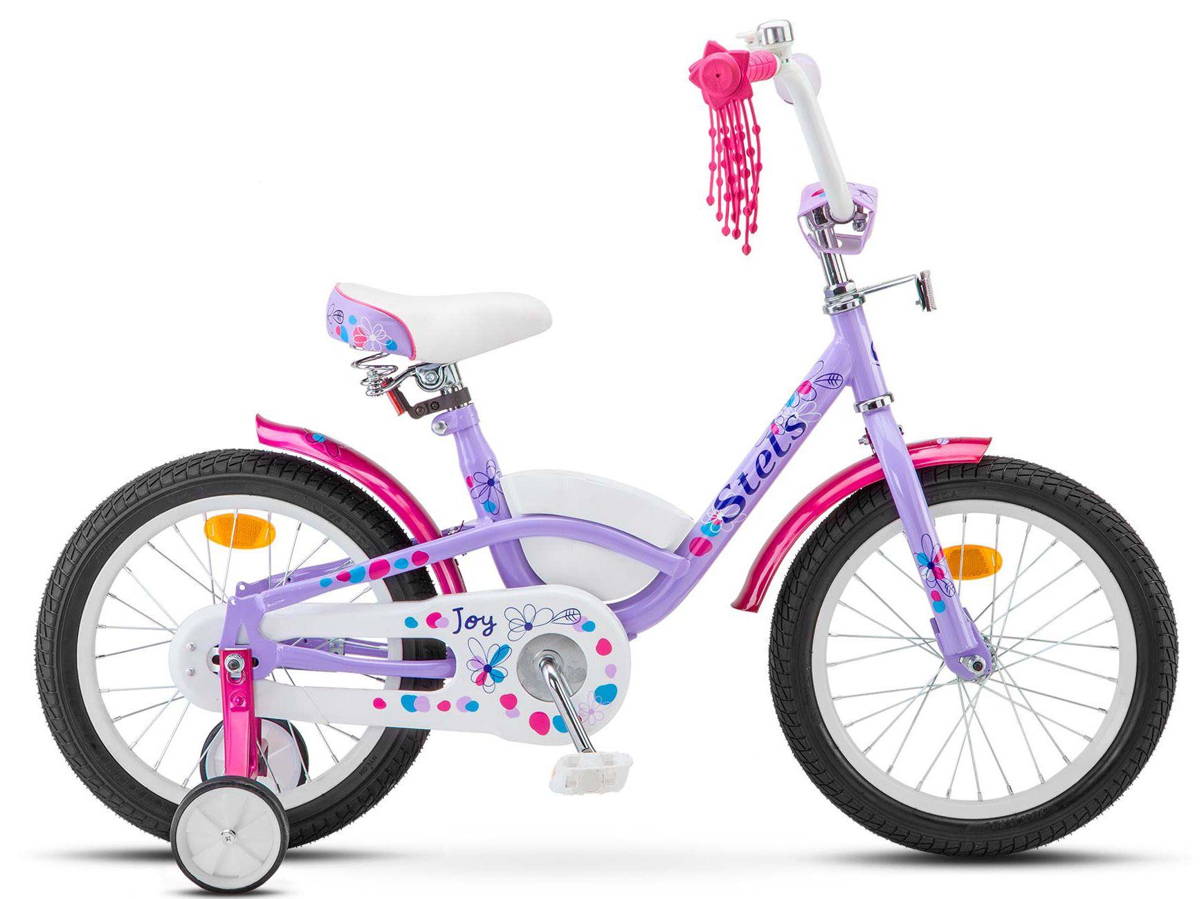 цены на Велосипед Stels Joy 16 (V020) 2018 в интернет-магазинах