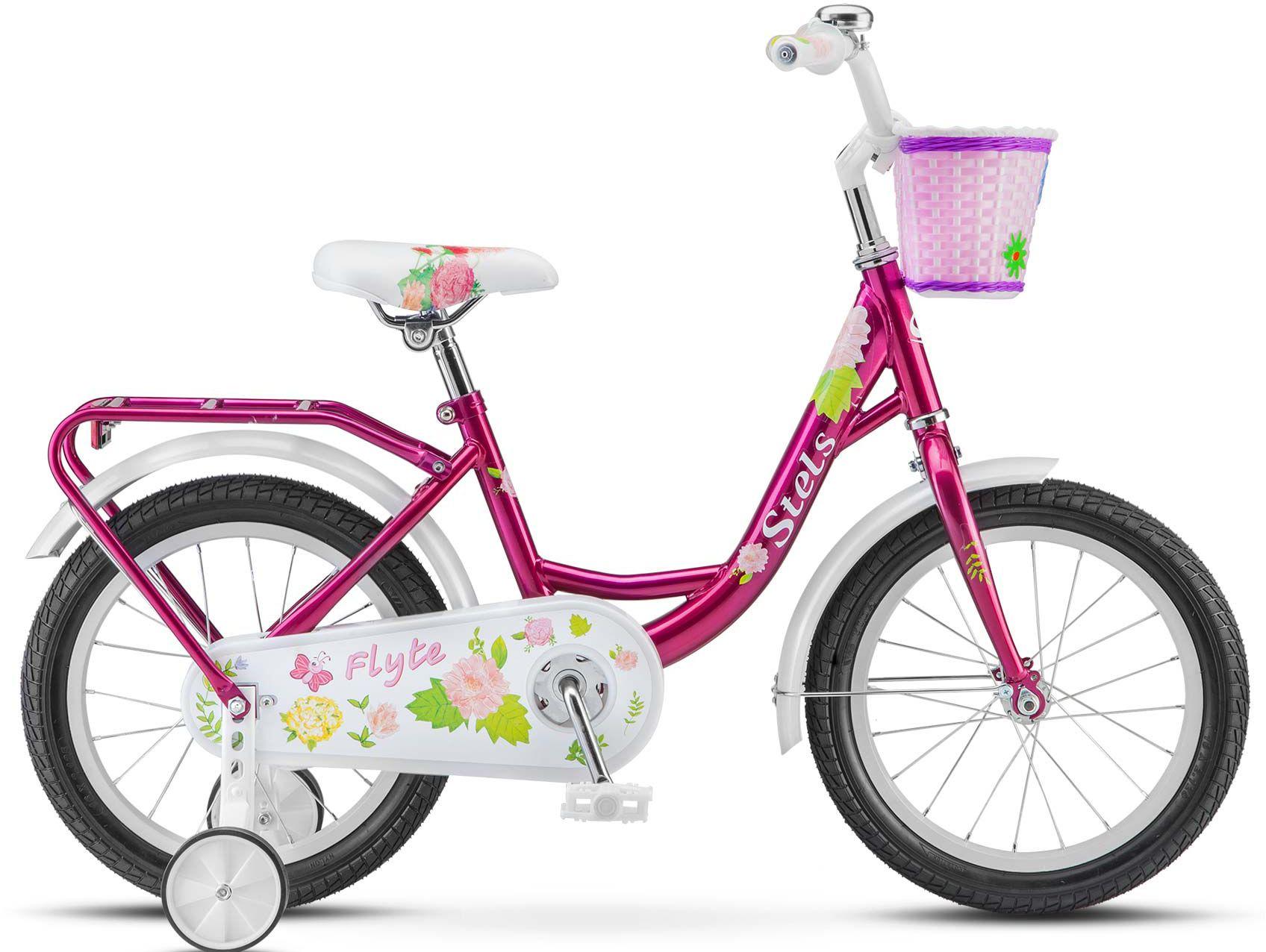 Велосипед Stels Flyte 16 2017,  Детские  - артикул:278672