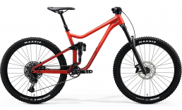 Фрирайд / даунхилл двухподвесный велосипед  Merida  One-Sixty 400  2020