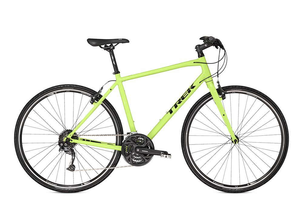 Велосипед Trek 7.3 FX 2016 велосипед trek superfly 24 disc 2016