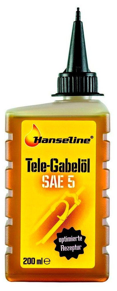 Аксессуар Hanseline Oil MTB SAE5 200 ml,  для ухода  - артикул:282965