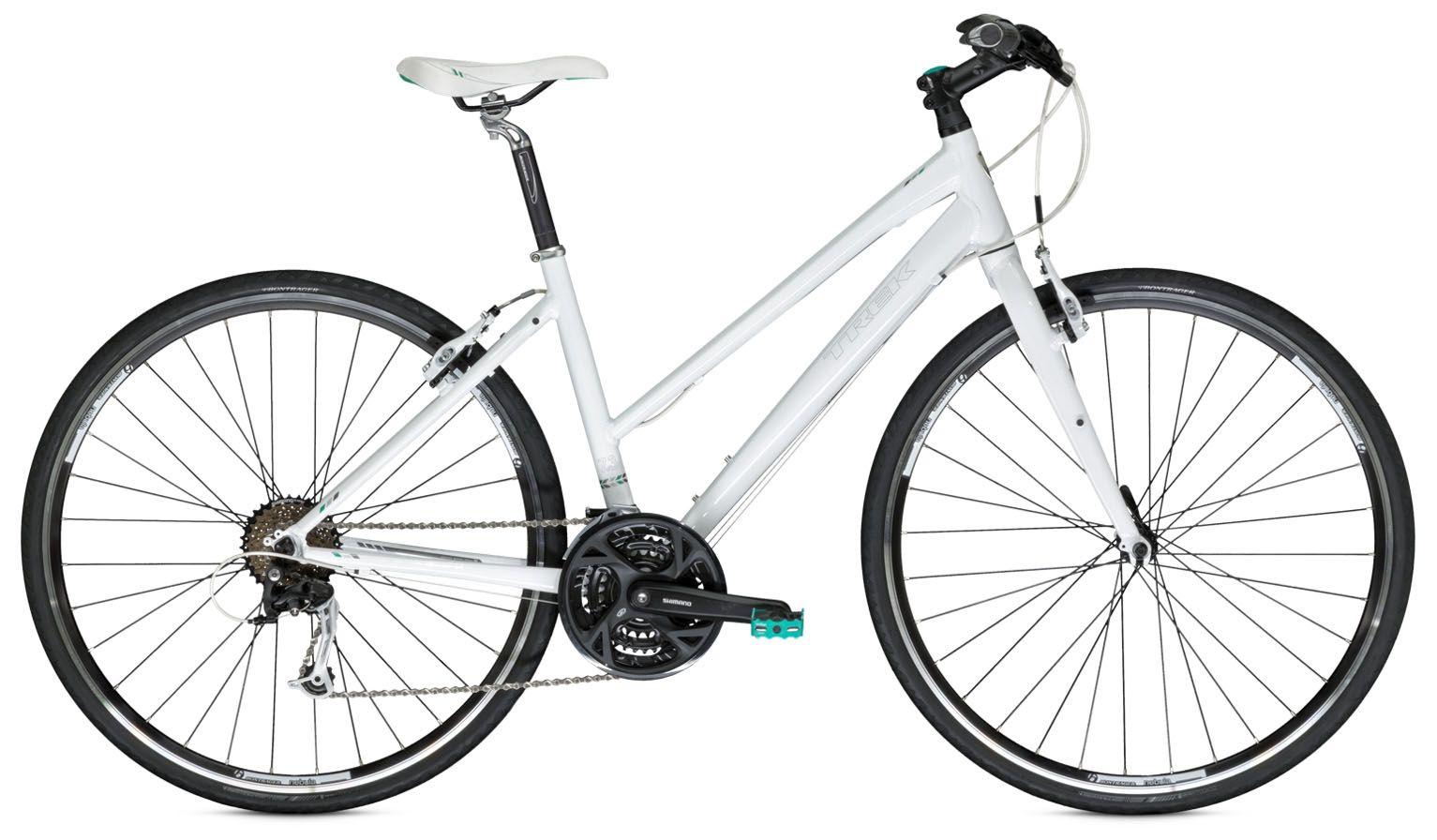 Велосипед Trek 7.3 FX WSD 2014