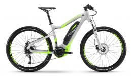 Горный электровелосипед  Haibike  XDURO HardSeven 4.0 400Wh 10-Sp Deore  2017