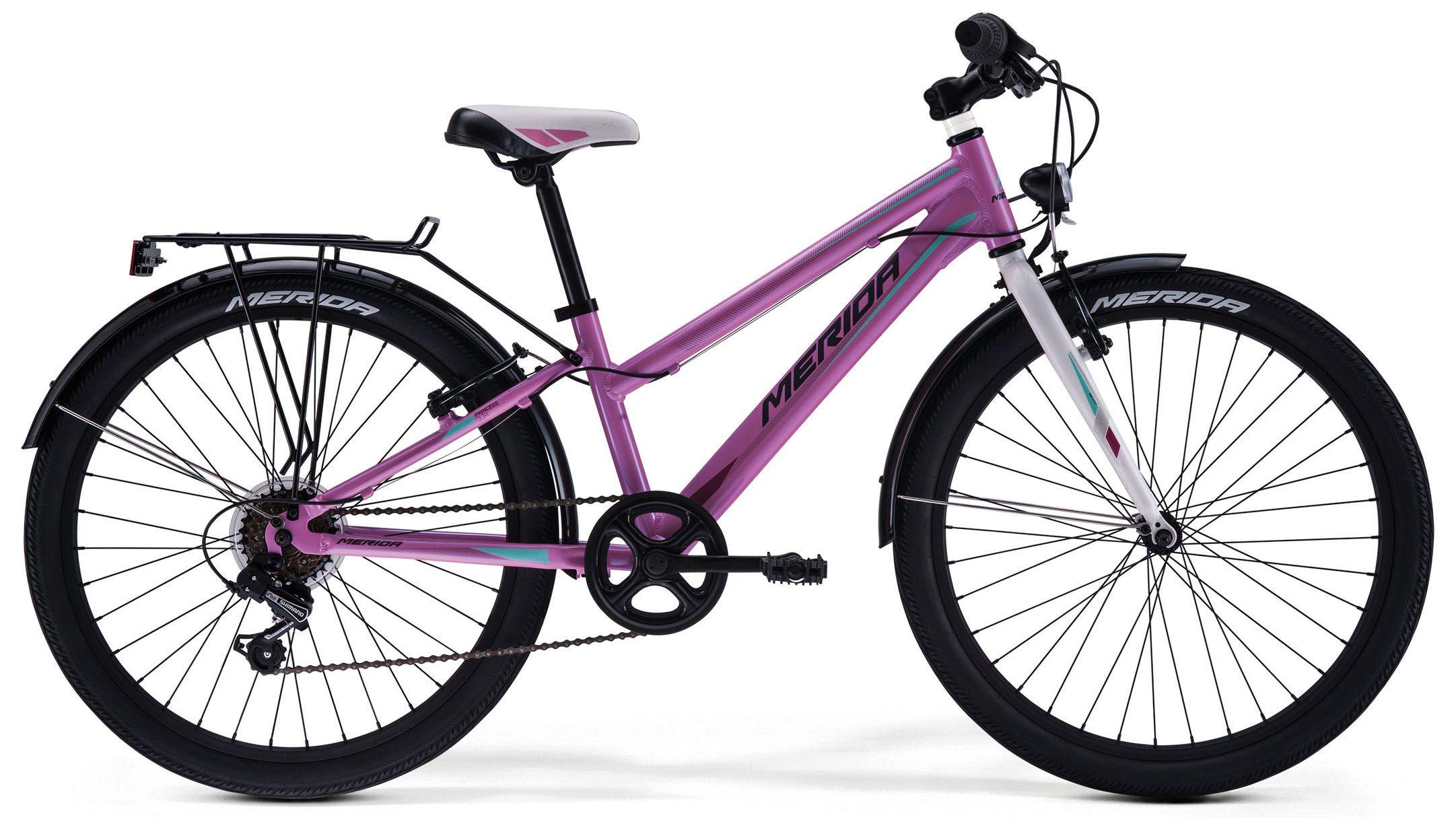Велосипед Merida Princess J24 2017