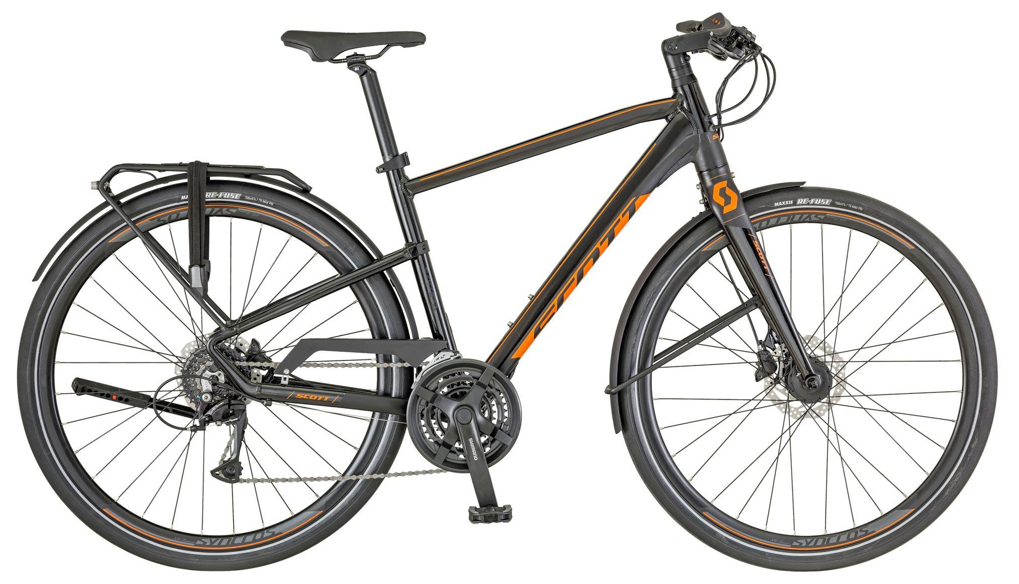 Велосипед Scott Silence 30 Men 2018 велосипед scott voltage yz 30 2015