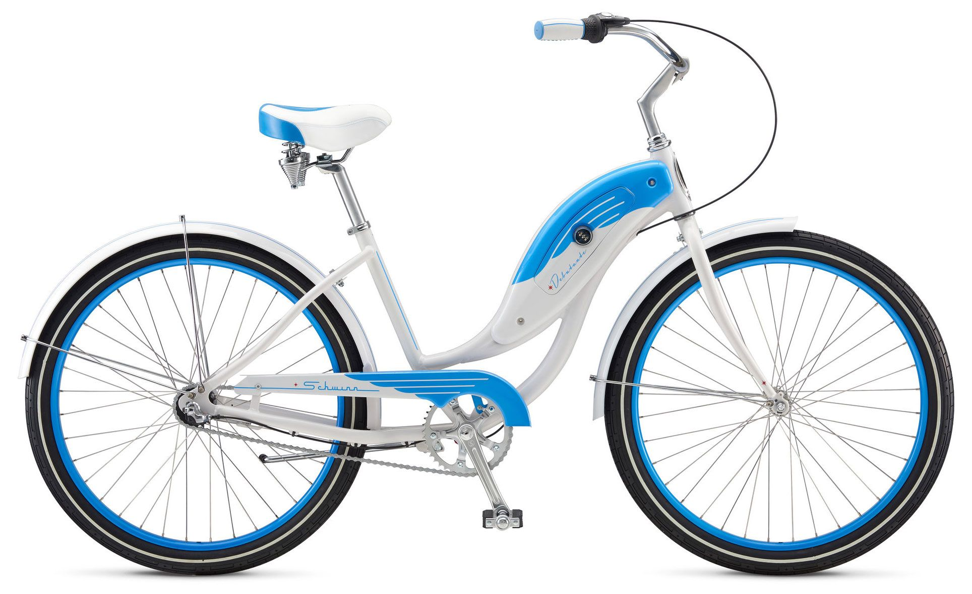 Велосипед Schwinn Debutante 2018 велосипед schwinn streamliner 1 step thru 2014