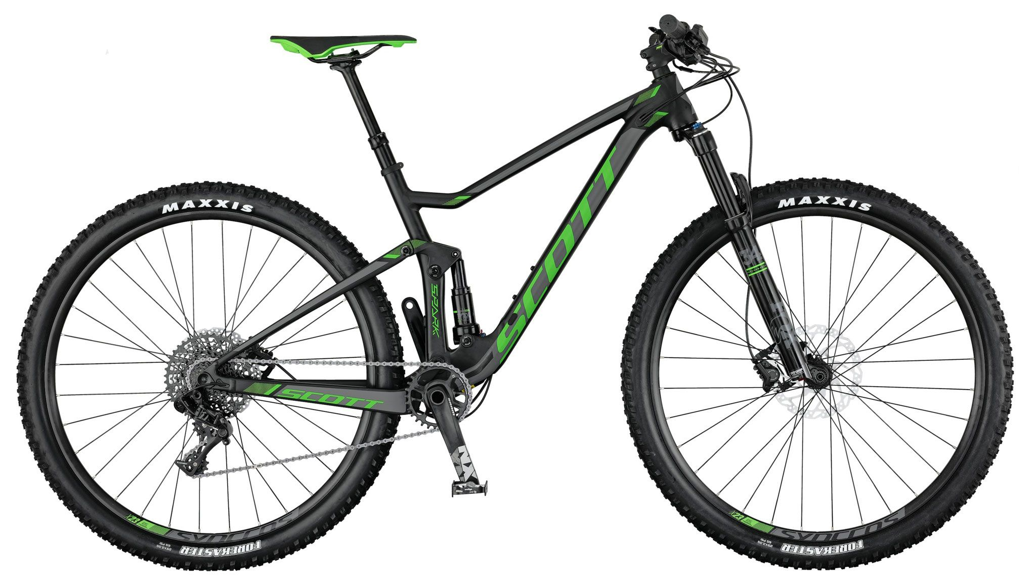 Велосипед Scott Spark 945 2017,  Двухподвесы  - артикул:276038