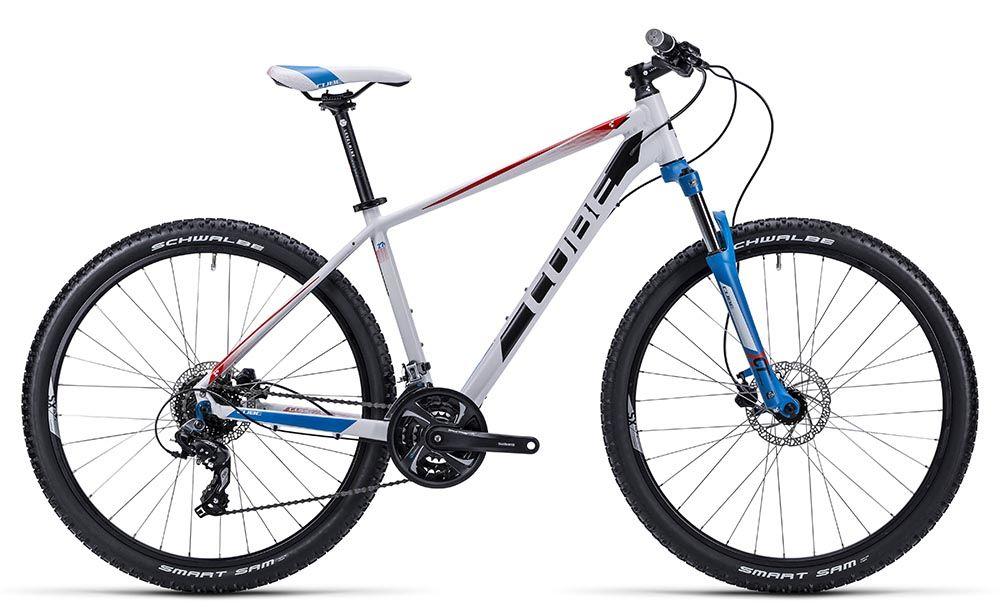 Велосипед Cube AIM Disc 27.5 2015 велосипед cube aim disc 27 5 2015