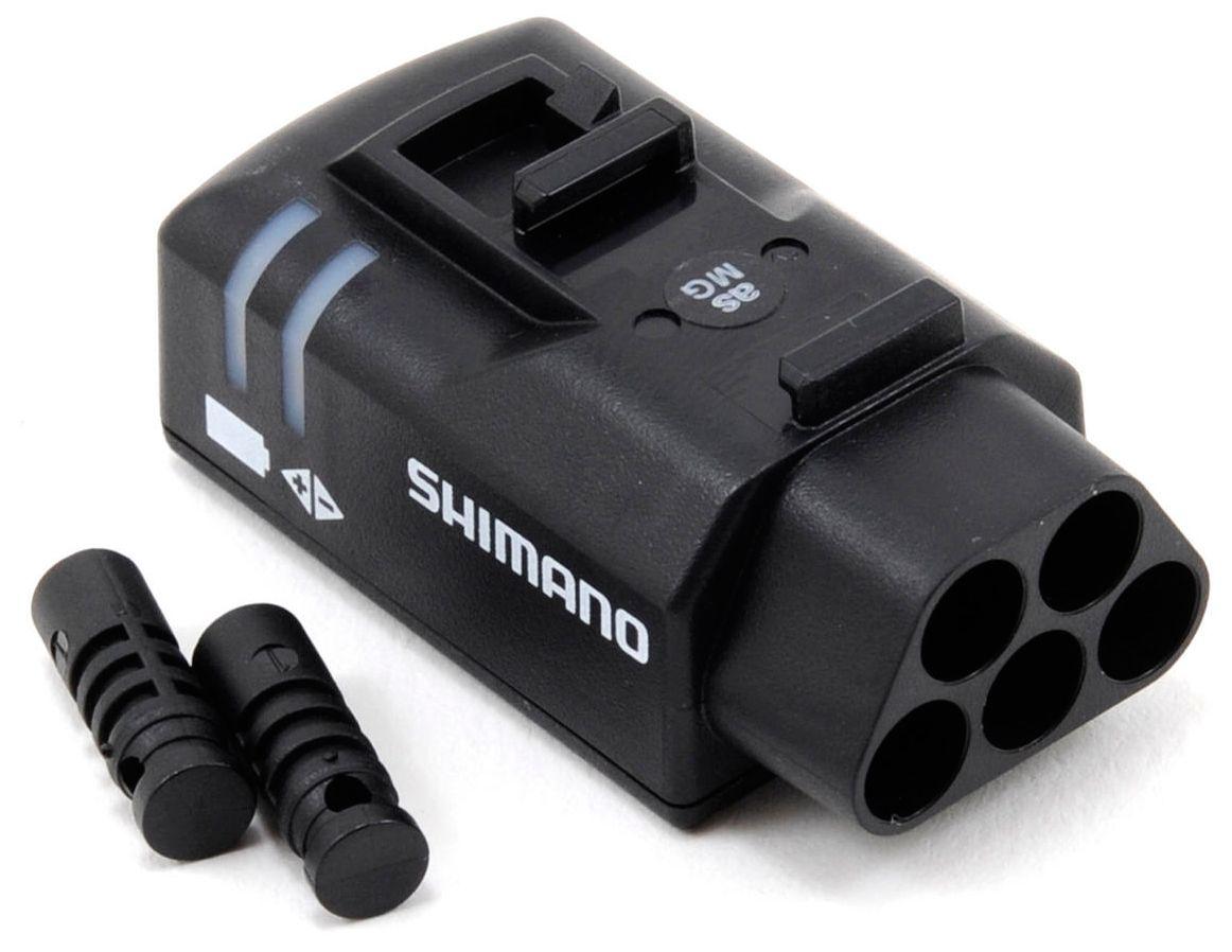 Запчасть Shimano распределительный блок Di2, EW90-B, e-tube,  привод  - артикул:287155