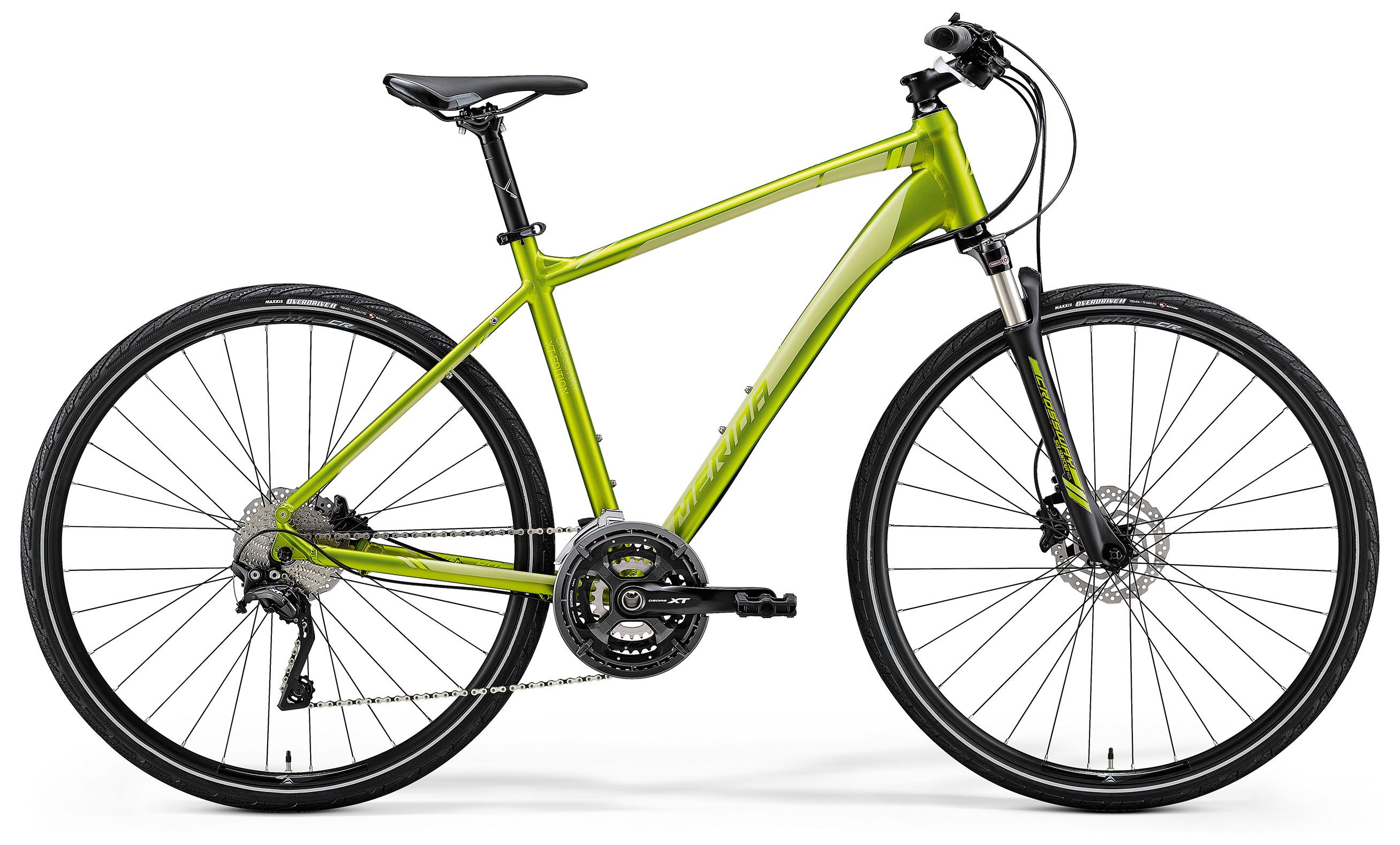 Велосипед Merida Crossway Xt-Edition 2018