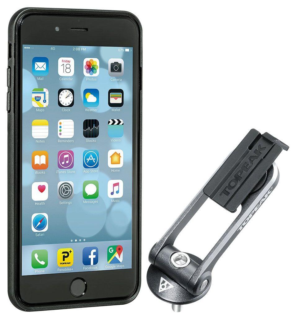 Аксессуар Topeak RideCase for iPhone 6 Plus 6S Plus 7 Plus airress waterproof case cover for iphone 6 plus 6s plus