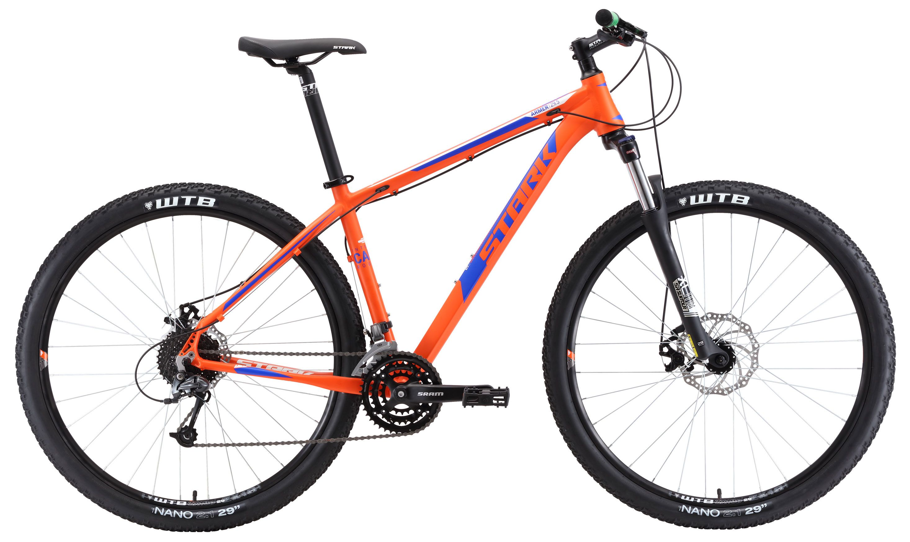 Велосипед Stark Armer 295 D 2018