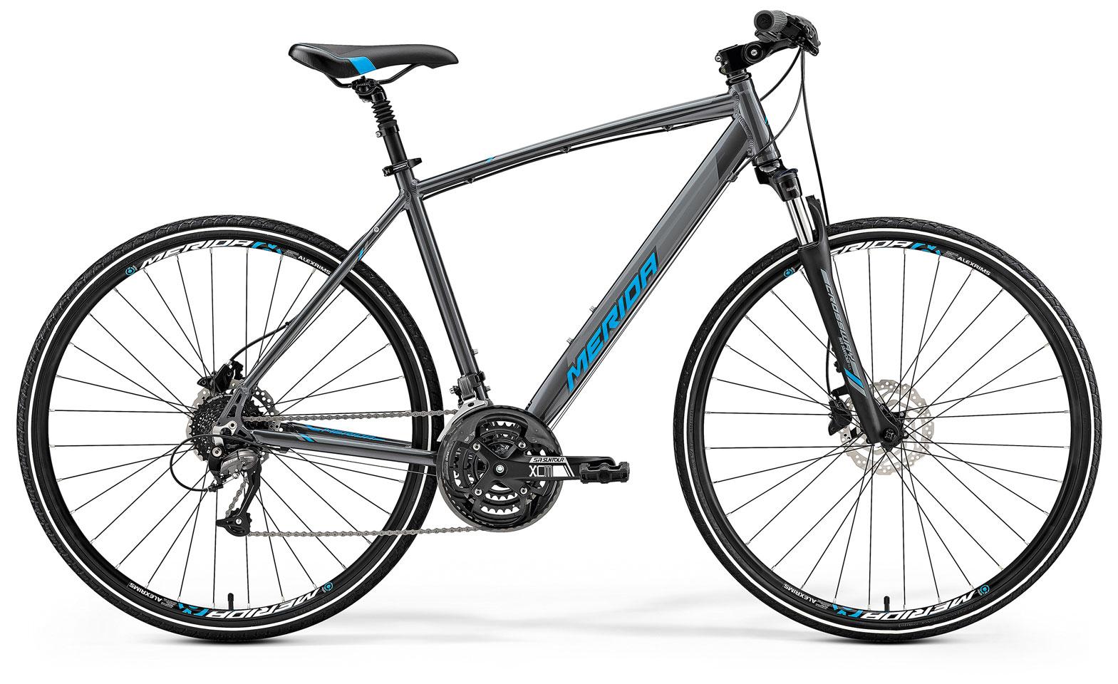 Велосипед Merida Crossway 40-D 2019 велосипед mongoose crossway 350 disc 2013