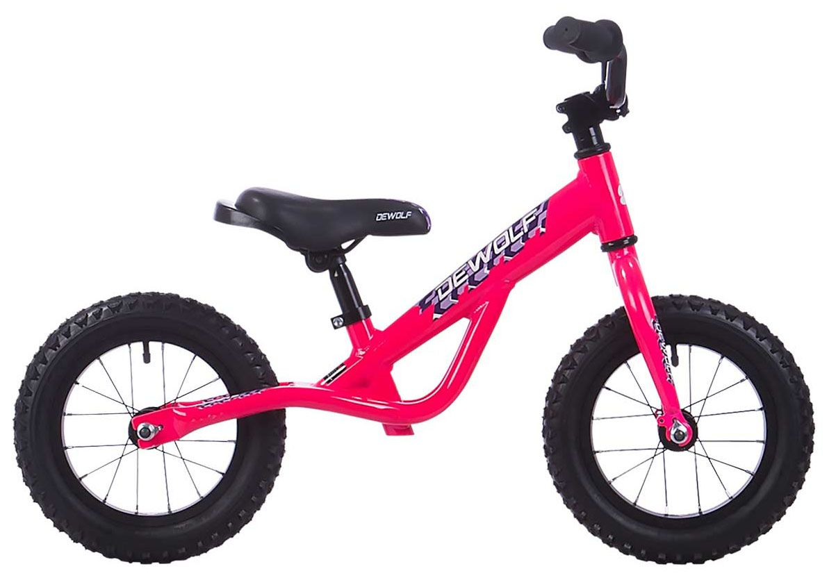Велосипед Dewolf J12 Girl 2018 велосипед dewolf gl 80 2017