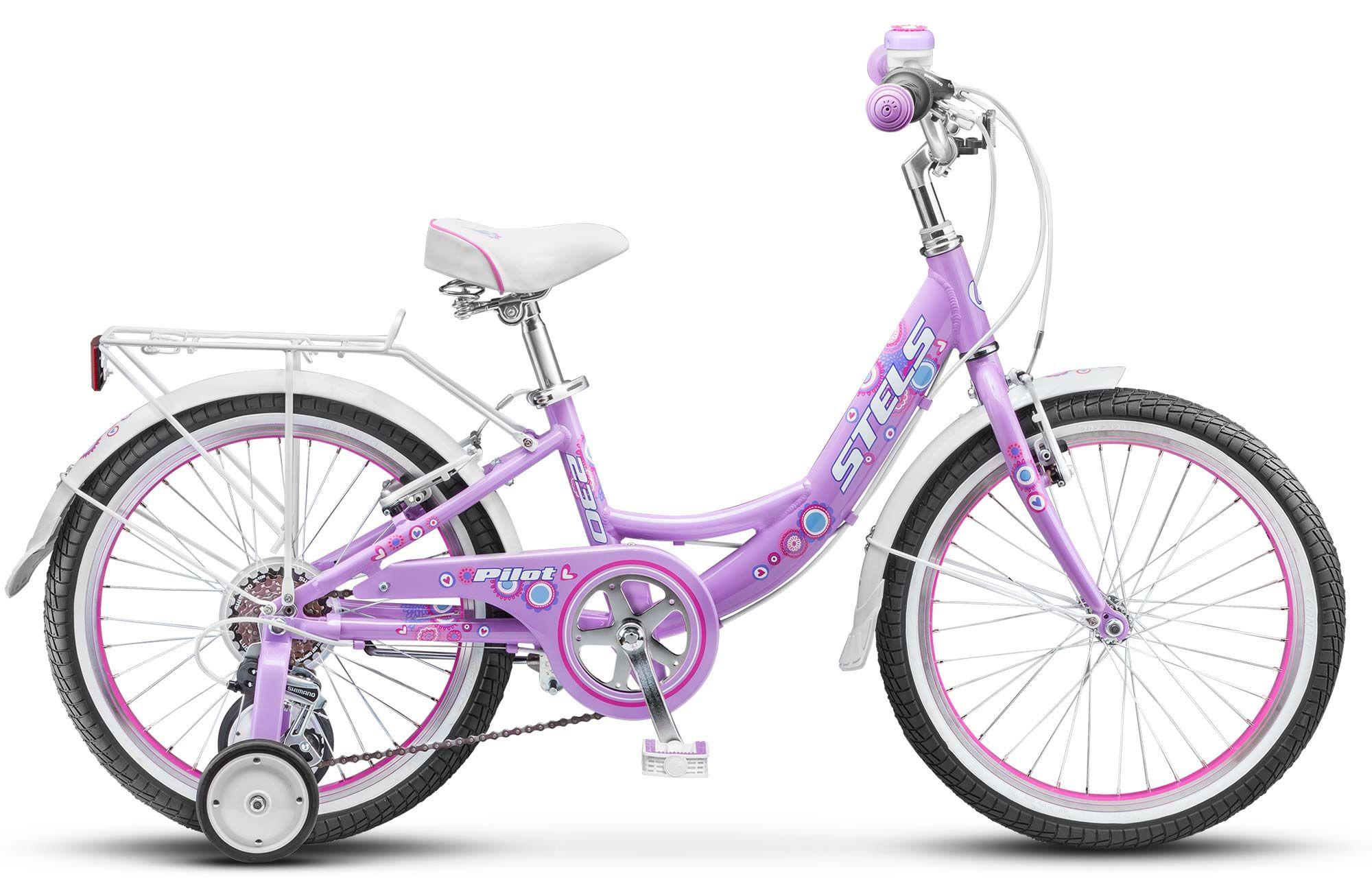 Велосипед Stels Pilot 230 Girl 2016 велосипед stels pilot 240 girl 3sp 2016