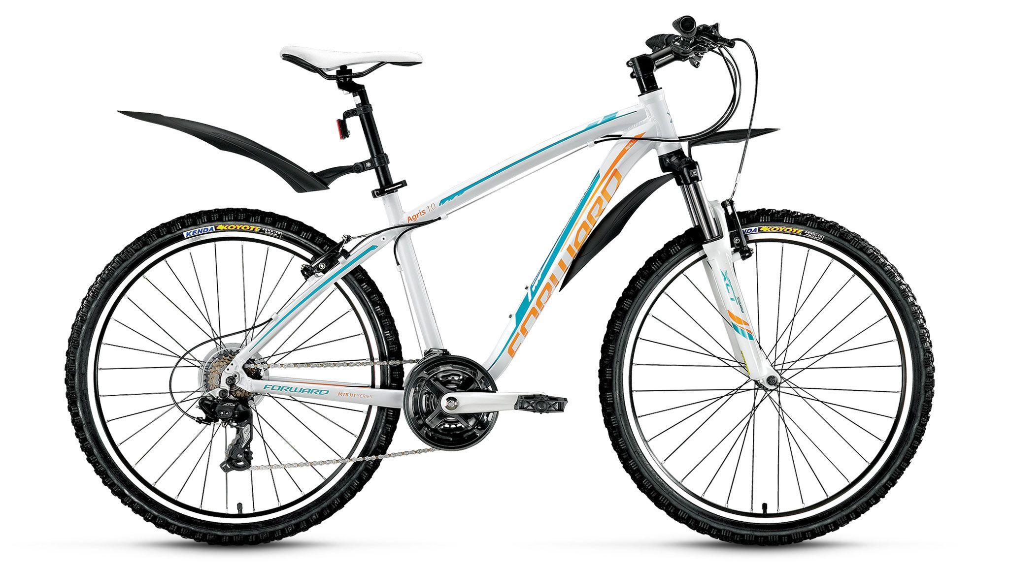 Велосипед Forward Agris Lady 1.0 2016