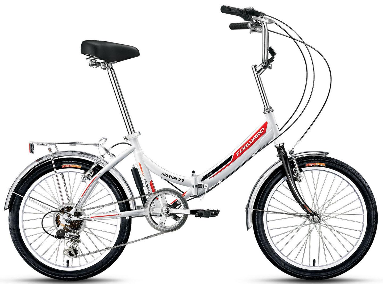 Велосипед Forward Arsenal 20 2.0 2019 велосипед forward rivera 1 0 2018