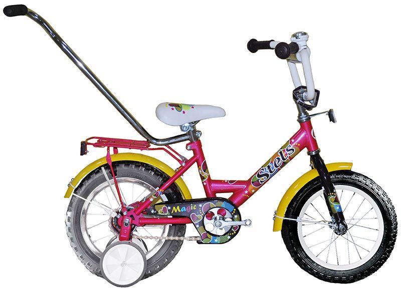 Велосипед Stels Magic 14 (V020) 2018,  Детские  - артикул:293457