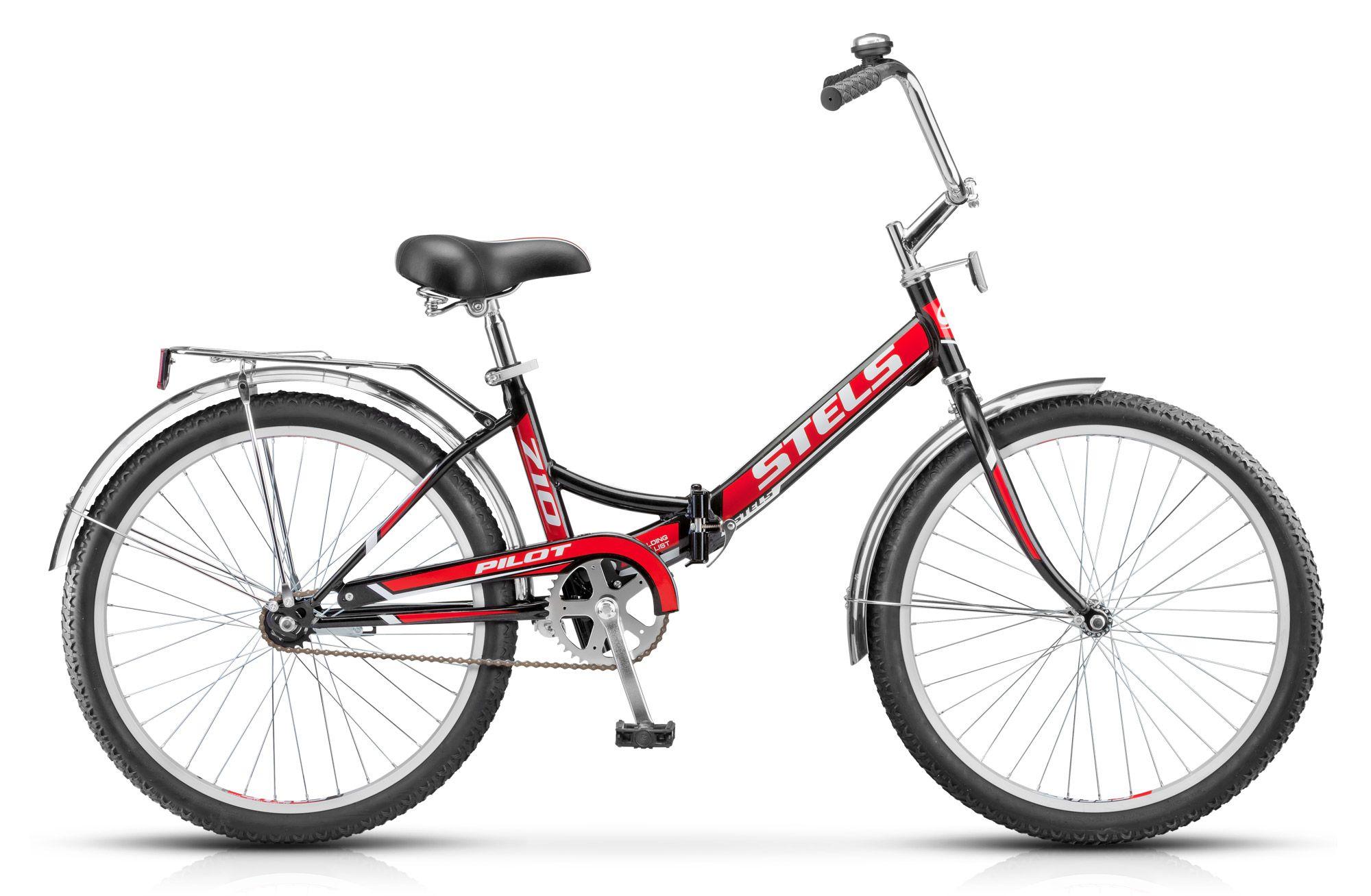 Велосипед Stels Pilot 710 24 (Z010) 2018 stels pilot 710 24 рама 16 белый синий