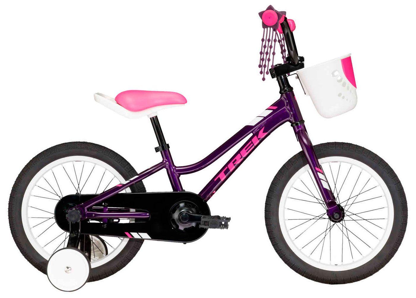 Велосипед Trek Precaliber 16 Girls 2018