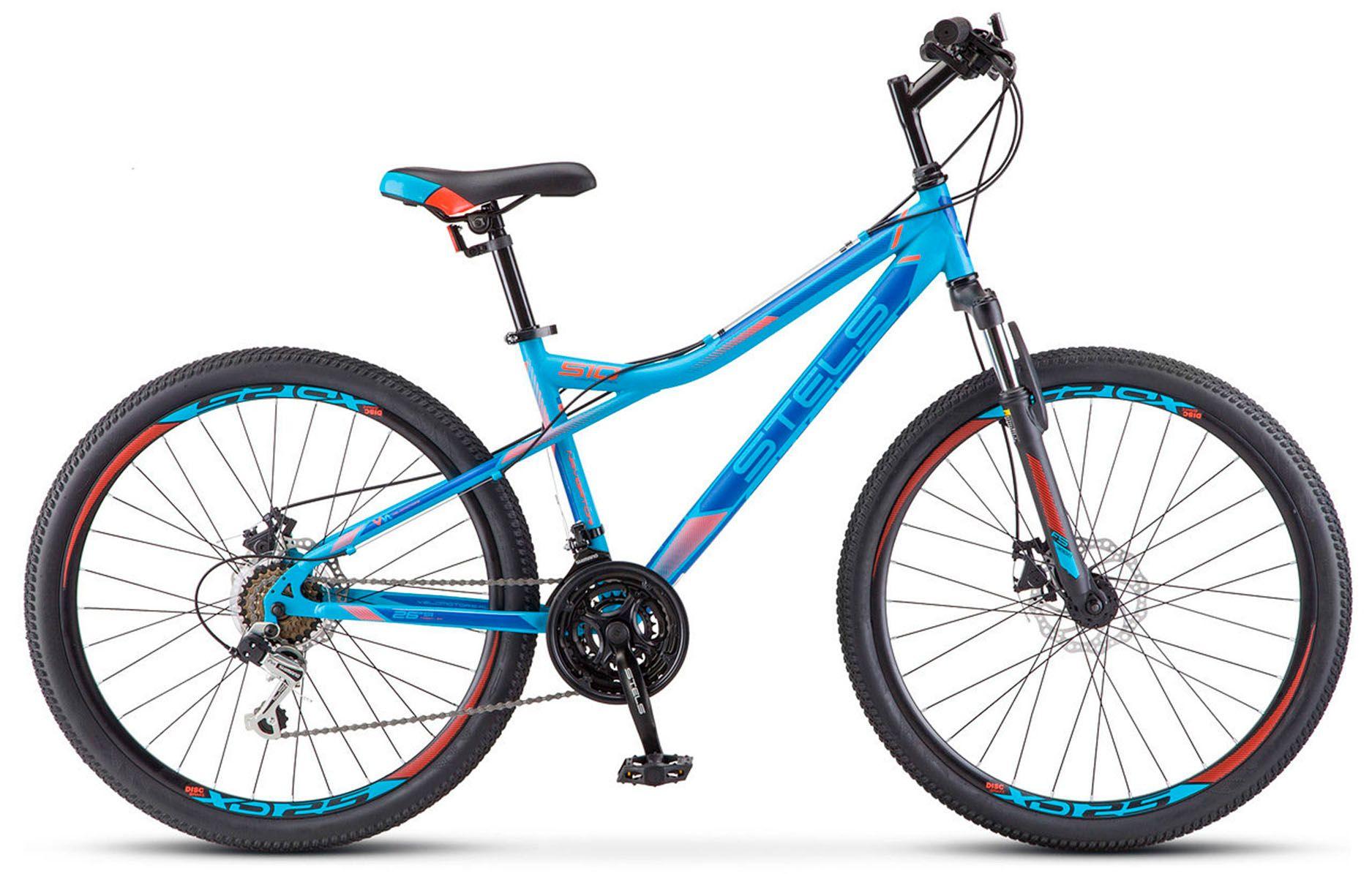 Велосипед Stels Navigator 510 MD 26 (V010) 2018 велосипед stels navigator 670 md 2015