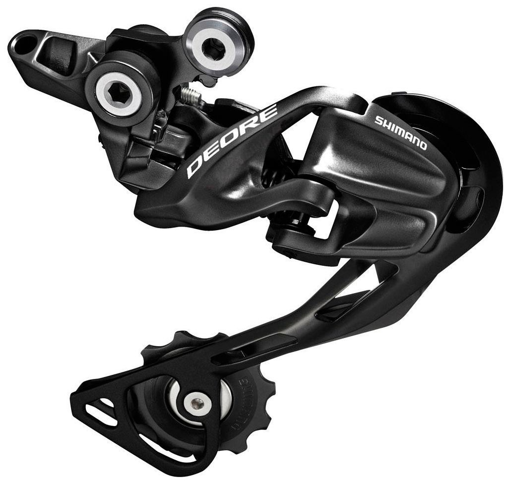 Запчасть Shimano Deore M610, GS, 10 ск. free shipping original deore m610 slx xt rear derailleurs mtb bike accessory mountain bicycle parts for 3x10s 30s speed