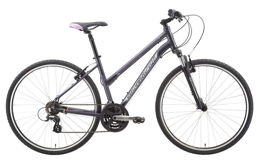 Велосипед Silverback Shuffle femme sport 2015 велосипед silverback shuffle femme 10 2015