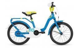 Двухколесный детский велосипед  Scool  niXe 16  2014