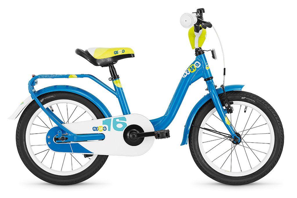 Велосипед Scool niXe 16 2014 велосипед scool nixe 12 2014