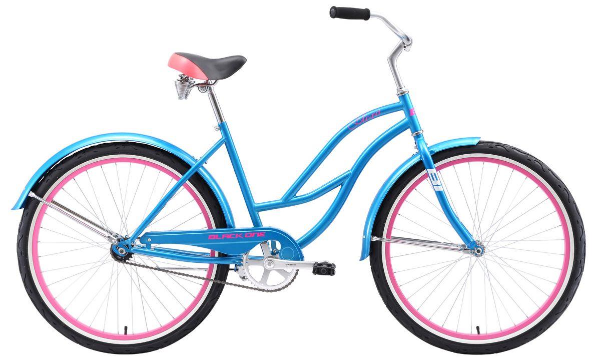 Велосипед Black One Flora 26 2018 костюм авангард спецодежда турист цифра р 104 108 рост 170 176 80687