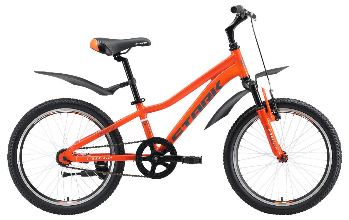 Велосипед Stark Rocket 20.1 S 2019 майка борцовка print bar house stark